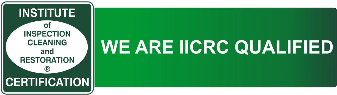 IICRC certifikace