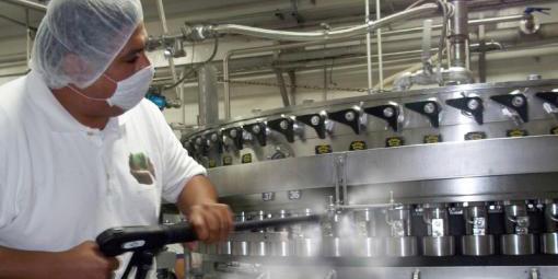 Mytí průmyslových fasád